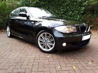 BMW 120d M Sport 177BHP Full BMW Dealer History Top Spec 1 Prev Owner 88K Miles