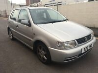 Volkswagen Polo Diesel, Manual + towing bar