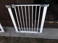 safety 1 st stair gate with fittings
