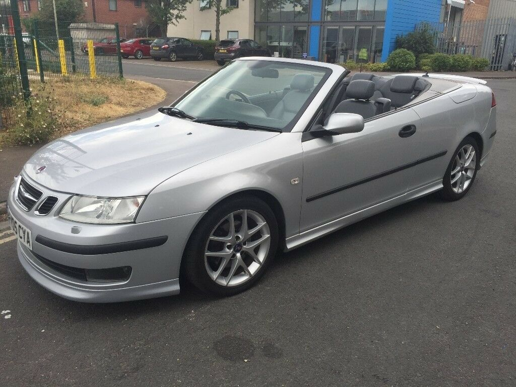 2005 saab 9-3 aero top speed