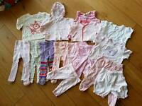 Wholsale job lots of Baby clothes: Size 0-3 Months