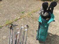 Golf Set & Bag