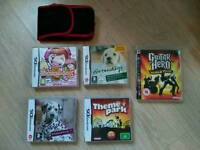 Nintendo and PS3 Games Bundle