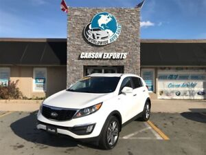 2014 Kia Sportage WOW CLEAN SX! $129.00 BI-WEEKLY+TAX!