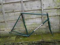holdsworth bike frame reynolds 531 special 1976