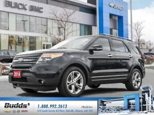 2014 Ford Explorer Limited SAFETY AND RECONDITIONED