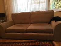 3 Piece Sofa Set only 3 years old Excellent Condition