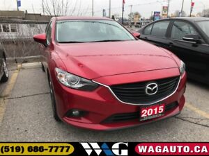 2015 Mazda Mazda6 GT | WE FINANCE ANY CREDIT | BEST RATES