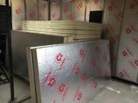 Celotex insulation 100mm sheets. GA4100