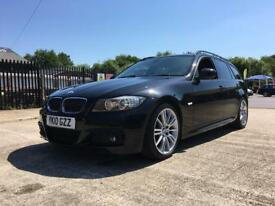 BMW 325D M sport estate