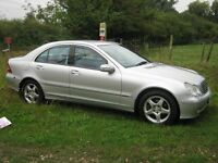 2003 Mercedes C270 Avantgarde SE Auto.Long MOT.S/H.P/X welcome.