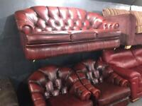 Chesterfield 3 11 sofa set