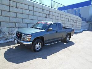 2007 GMC Canyon SLE Z85 4x4