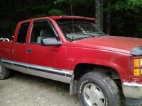 97 gmc truck