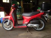Honda SH50 Yamaha Suzuki Moped Low Mileage