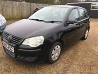 VOLKSWAGEN POLO 1.2 E HATCH 5DR 2005(55) * IDEAL FIRST CAR * CHEAP INSURANCE * EXCELLENT CONDITION *