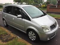 VAUXHALL MERIVA DESIGN EXCELLENT FAMILY MPV IMMACULATE