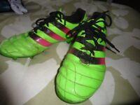 adidas football boots SIZE 8 MEN