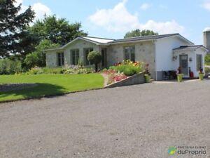 399 000$ - Bungalow à vendre à St-Edouard-De-Napierville