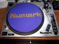 x2 Numark TT1510 direct-drive Turntables (amazing condition)-full working order. £90