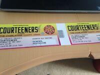 Tickets Courteeners