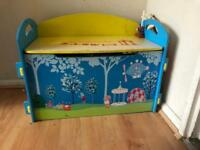 In the night garden toy box