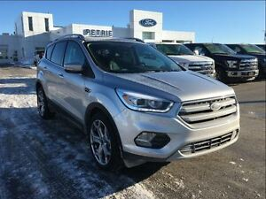 2017 Ford Escape Titanium - NAV, HEATED LEATHER