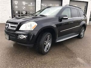 2008 Mercedes-Benz GL-Class AMG wheels 2 dvds navigation harman