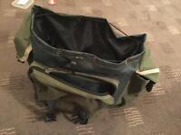 Green Fishing Bag