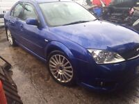 FORD MONDEO ST 220 **BREAKING** ENGINE AND GEARBOX ALSO AVAILABLE