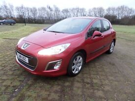 2011 PEUGEOT 308 1.6 SR E-HDI...**FINANCE PACKAGES AVAILABLE**