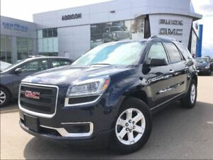 2015 GMC Acadia SLE1 Accident free