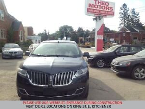 2013 Lincoln MKX AWD | NAVIGATION | DUAL SUNROOF | 20 INCH WHEEL