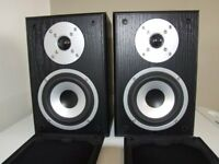 Here are my pair of Tibo Edge 100 Book Shelf Speakers for sale