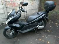 Honda pcx 125 moped motorcycle scooter only 1199 no offers.