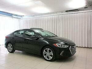 2017 Hyundai Elantra IT'S A MUST SEE!!! SEDAN w/ SUNROOF, HEATED