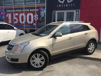 2010 Cadillac SRX PREMIUM LUXURY / NAVIGATION / TOIT PANORAMIQUE