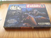 Board game Escape from Colditz