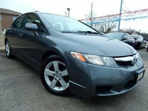 2009 Honda Civic SPORT | P.SUNROOF | LOW LOW KMS