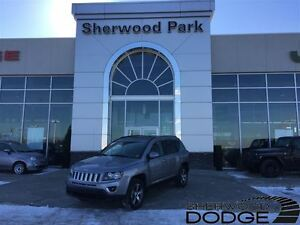 2016 Jeep Compass Sport/North| POWER SUNROOF| HEATED LEATHER SEA