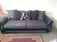 DFS Large 4 Seater Sofa ( 8 Weeks Old )