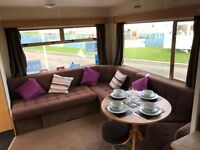 Cheap static caravan for sale at Sandy Bay Holiday Park! Contact Jack!