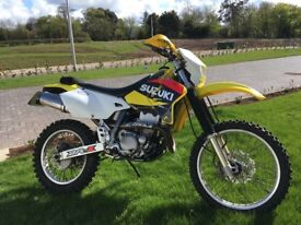 DRZ 400 E 2004 Full power E model - fully prepped, serviced and Kriega equipped for Adventure trails
