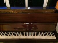 Chappell Piano in Dark Oak
