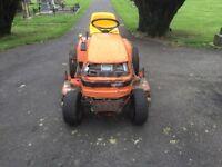 Kubota G1900 Ride On Lawnmower