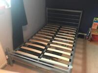 Bed Frame Metal 3/4 size