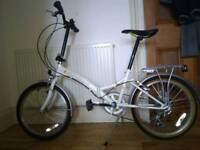 Fold up City Bike