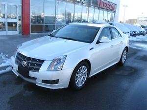2011 Cadillac CTS Leather heated seats, Blue tooth, On star