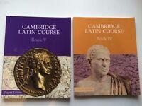 Cambridge Latin Course Books 4 & 5