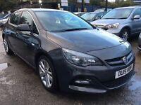 Vauxhall Astra 1.6 i VVT 16v Tech Line GT 5dr£7,495 p/x welcome UNDER MAINDELAER WARRANTY